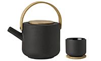 teekanne stelton k chen kaufen billig. Black Bedroom Furniture Sets. Home Design Ideas
